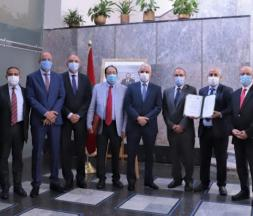 Signature de deux accords pour atteindre la couverture sanitaire universelle d'ici 2022