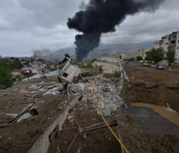 La guerre au Haut-Karabakh