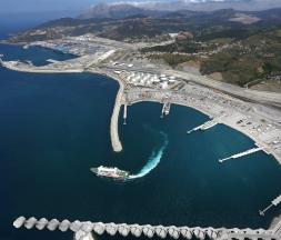Laplateforme industrielle Tanger-Med