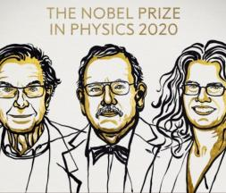 Le prix Nobel de physique attribué pour la recherche sur les trous noirs
