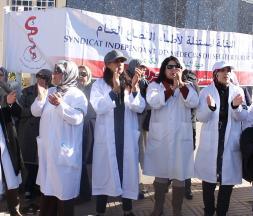 Le ras-le-bol des médecins du secteur public