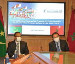 Les patronats mauritanien et marocain s'allient