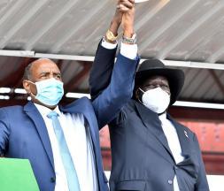 Un accord de paix historique signé entre le gouvernement soudanais et les rebelles