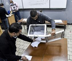 algerie scrutin