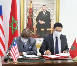 maroc liberia