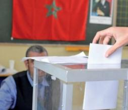 vote maroc