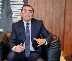 Abdelmounaim Dinia, DG du groupe Crédit agricole du Maroc