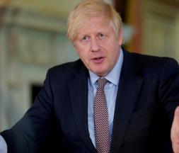 Boris Johnson s'exprime sur l'accord sur le Brexit