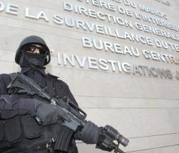 Sidi Slimane : arrestation de trois présumés terroristes