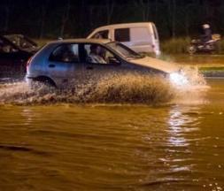 Graves inondations près d'El Jadida
