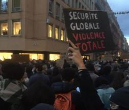 Marches « des libertés » en France