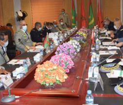 2e réunion de la Commission militaire mixte maroco-mauritanienne