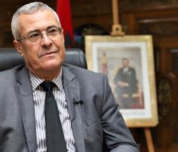 Mohamed Ben Abdelkader, ministre de la Justice