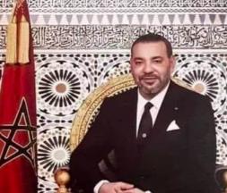 Message du roi Mohammed VI au président algérien