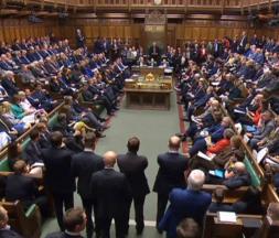 Post-brexit députés britanniques