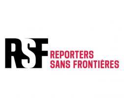 Logo de Reporters sans frontières (RSF)
