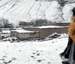 Un temps froid sur les régions montagneuses du Maroc