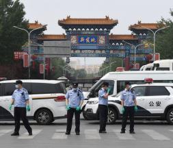Covid-19 : 1,6 million de Chinois confinés à Pékin