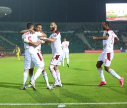 La sélection nationale marocaine des joueurs locaux