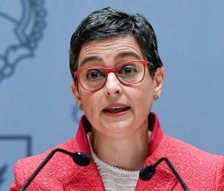 Arancha González Laya, ministre espagnole des Affaires étrangères © DR
