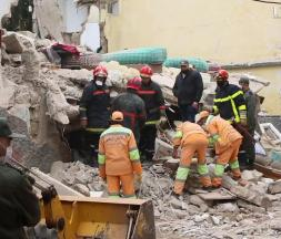 Casablanca : effondrement de trois maisons dans l'ancienne médina