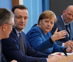 L'Allemagne prolonge son confinement