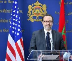 Le secrétaire d'État adjoint américain David Schenker en visite au Maroc