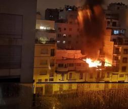 Casablanca : explosion de bonbonnes de gaz à Anfa