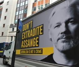 Julian Assange ne sera pas extradé vers les USA