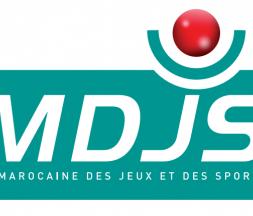 Logo de la Marocaine des jeux et des sports