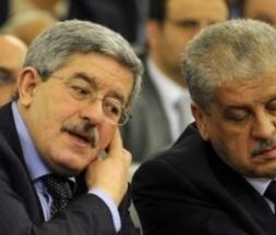 les deux anciens Premiers ministres, Ahmed Ouyahia et Abdelmalek Sellal