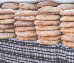 Le pain que l'on consomme nuirait à la santé © DR