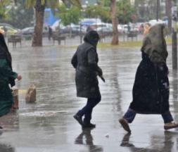 Du froid et de la pluie étaient au rendez-vous cette semaine au Maroc © DR