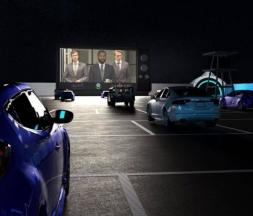 Premier cinéma drive-in en Arabie Saoudite