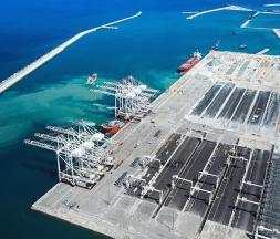 Un crédit de 133M€ pour financer le TC3 du port Tanger Med II