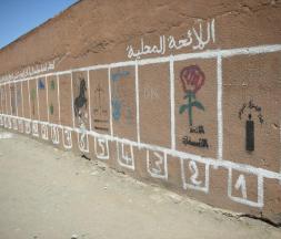 Les Marocains méfiants envers les partis