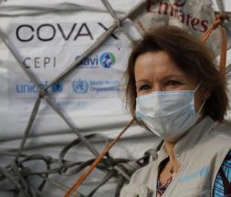 Les livraisons du dispositif Covax ont démarré ce mercredi 24 février 2021 © Unicef