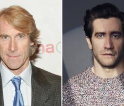 Michael Bay, le réalisateur de Bad Boys et de Transformers, et l'acteur américain Jake Gyllenhaal © DR