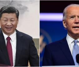 USA-Chine : 1er échange entre Biden et Jinping