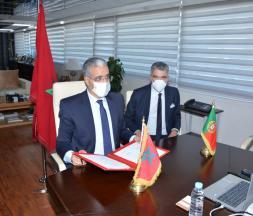 Aziz Rabbah, ministre de l'Énergie, des Mines et de l'Environnement
