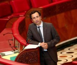 Mohamed Benchaâboun, ministre de l'Économie, des Finances et de la Réforme de l'Administration