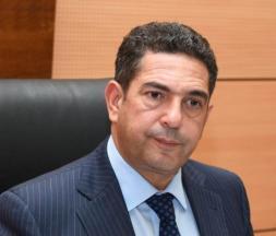 Saïd Amzazi, ministre de l'Éducation nationale, de la Formation professionnelle, de l'Enseignement supérieur et de la Recherche scientifique