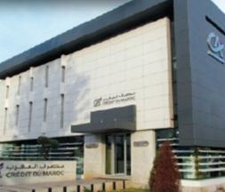 Agence du Crédit du Maroc à Casablanca