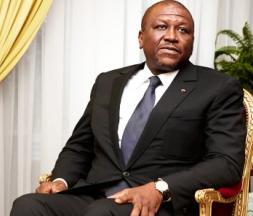 Hamed Bakayoko, le Premier ministre ivoirien © Bruno Lévy