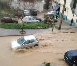 Inondations à Tétouan