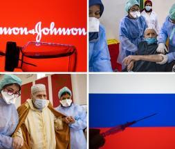 Johnson & Johnson et Sputnik V pourraient bientôt être administrés aux citoyens marocains © DR