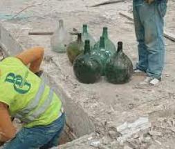 Tanger: découverte de 15 bouteilles datant du 14e siècle