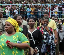 Tanzanie : 45 morts dans une bousculade