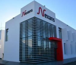 La nouvelle usine pour la Business Unit Telecom Systems de Nexans Maroc inaugurée en janvier 2021 à Nouaceur © DR