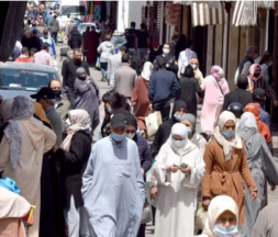 Le nombre de cas actifs est en hausse depuis six semaines au Maroc © DR